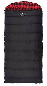 Teton Sports Celsius XXL Camping Sleeping Bag