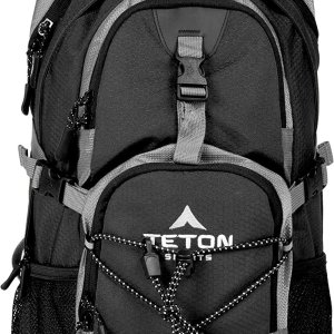 TETON Sports Oasis 1100 2 Liter Hydration Hiking Backpack