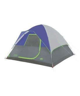 Coleman River Gorge Fast Pitch 6 Person Camping Tent