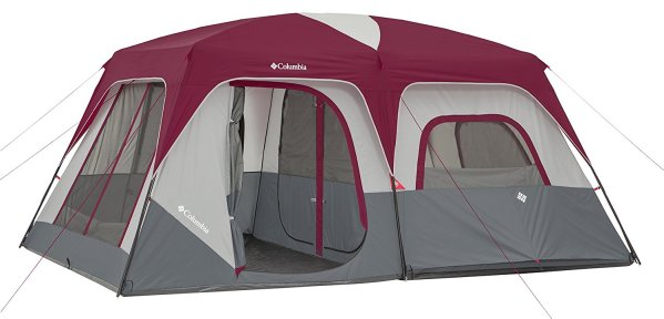 Columbia Gladstone 10 Person Family Tent