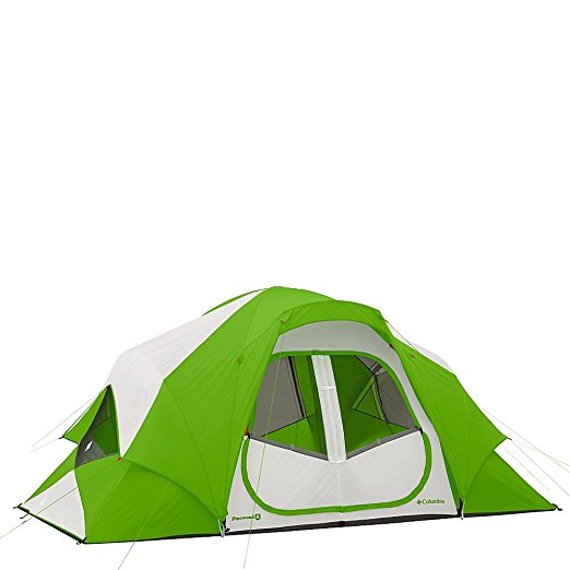 Columbia Pinewood 8 Person Camping Tent