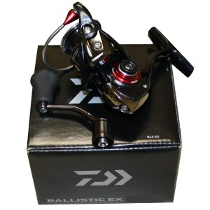 Daiwa Ballistic EX Spinning Fishing Reel