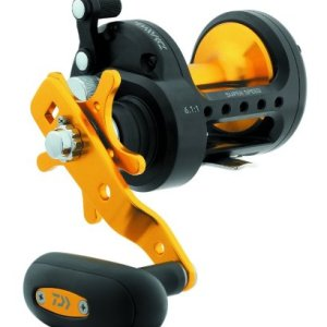 Daiwa Saltist Black Gold Saltwater Fishing Reel