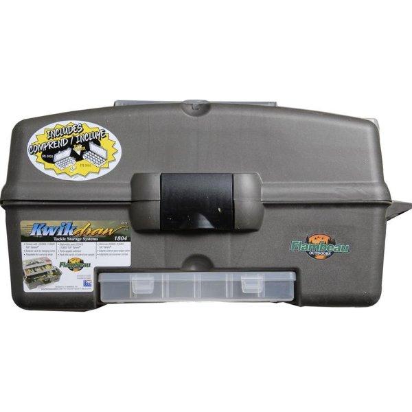 Flambeau 2 Tray Utility Tackle Box