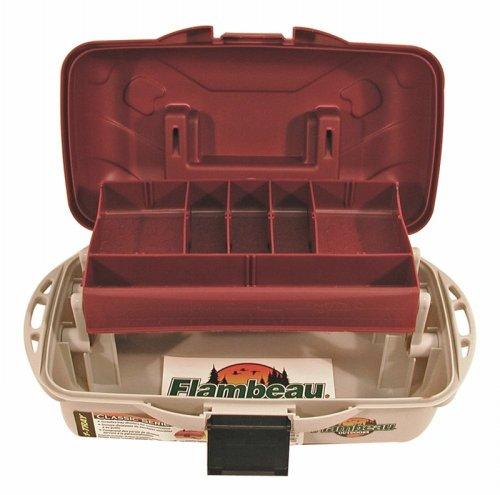 Flambeau Single Tray Tackle Box