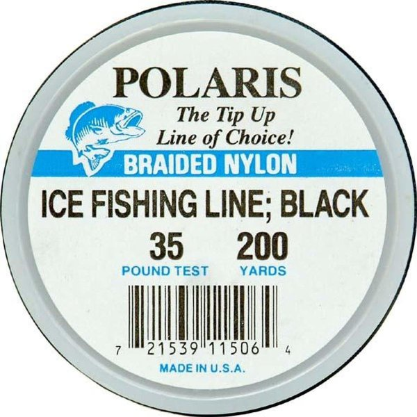 Woodstock 200 Yard 35 Ice Fishing Line