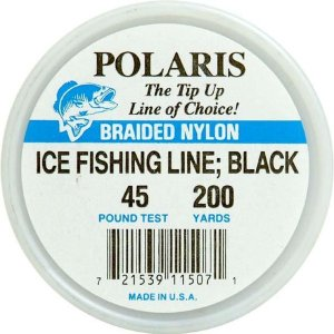 Woodstock 200 Yard 45 Ice Fishing Line