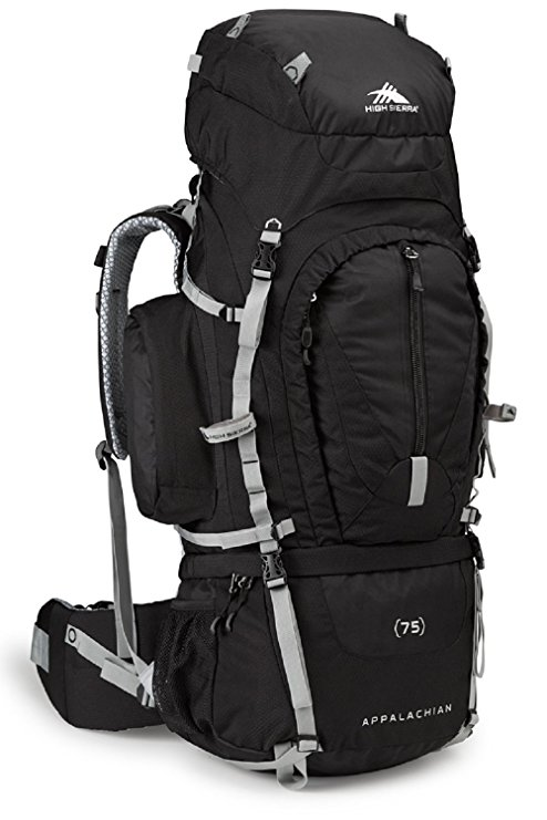 High Sierra Appalachian 75 Liter Frame Hiking Pack
