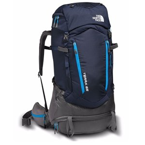 The North Face Terra 65L Internal Frame Hiking Pack