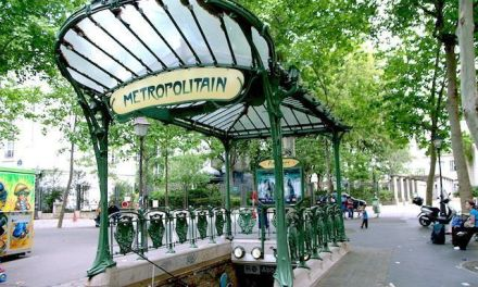 Transporte publico en Paris