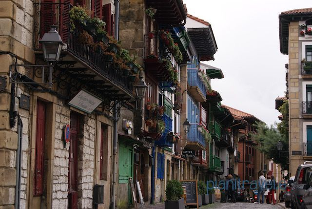 Visitar San Sebastian 1
