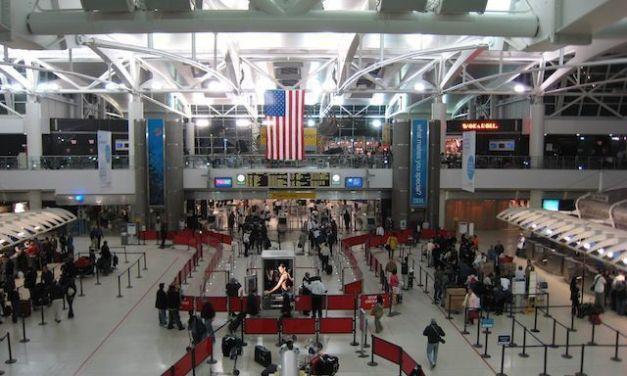 Aeropuertos en Nueva York