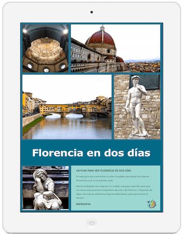 Que ver en Florencia en dos días