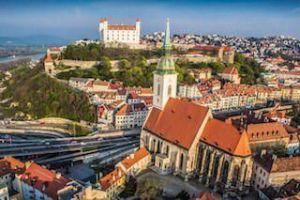 Destinos baratos en Europa Bratislava