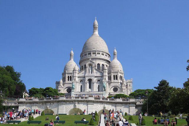 Sacre Coeur Viajar a Paris
