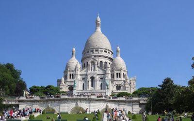 Basilica Sagrado Corazon Paris