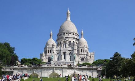 Basilica Sagrado Corazon Paris