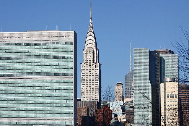 Edificio Chrysler de Nueva York