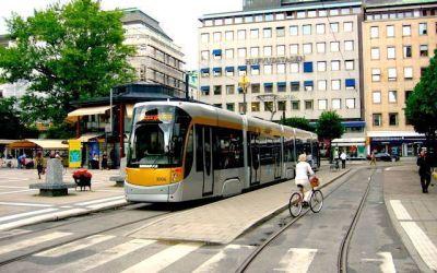 Transporte en Bruselas