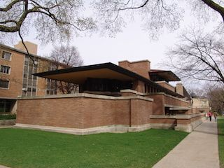 Robie House que ver en Chicago