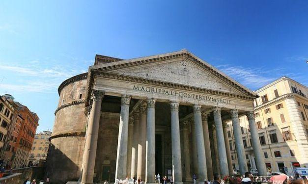 El Panteón de Roma