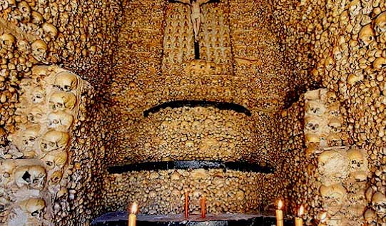 Catacumbas de Roma 1
