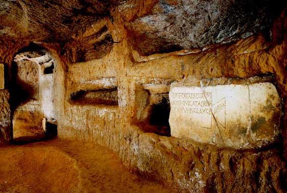 Catacumbas de Roma 2