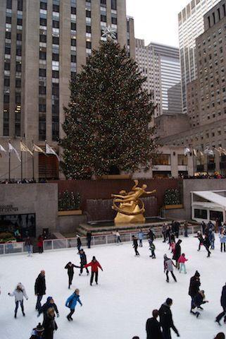 Rockefeller Center Nueva York