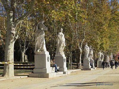 Plaza de Oriente Madrid de los Austrias