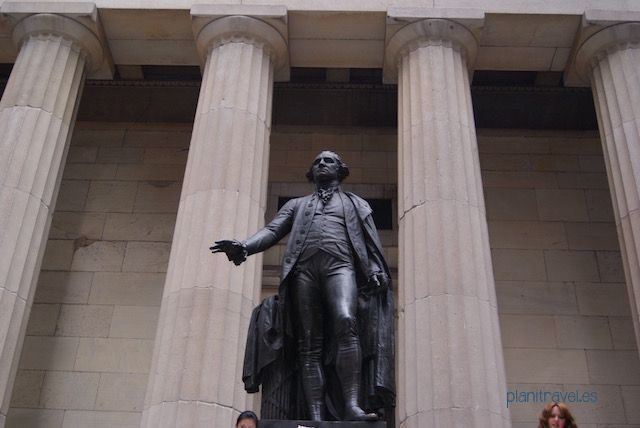 Federal Hall Nueva York