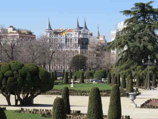 Parque del Retiro de Madrid 1
