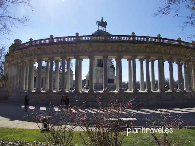 Parque del Retiro de Madrid 4
