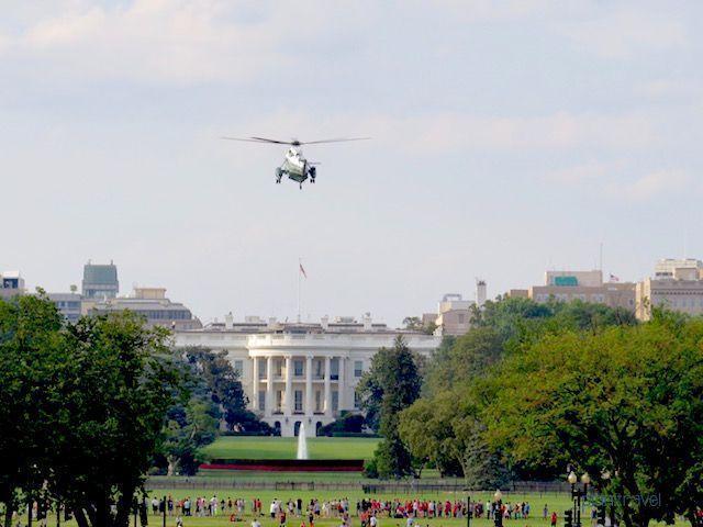 Como visitar la Casa Blanca