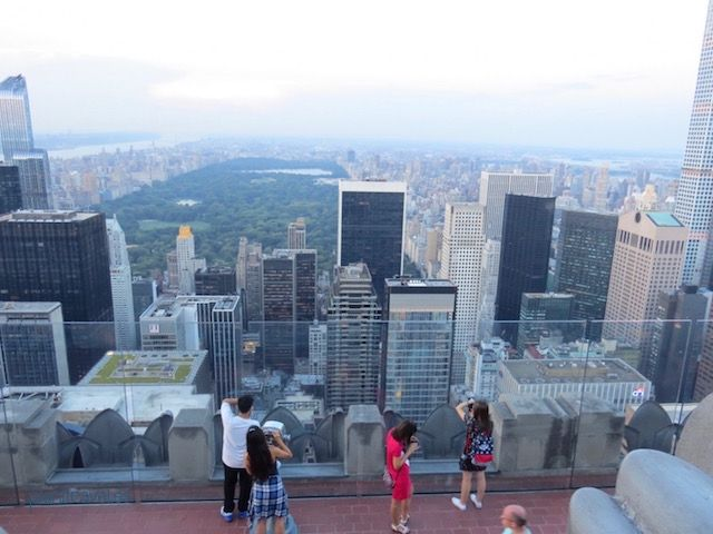Observatorio Top of the Rock 1