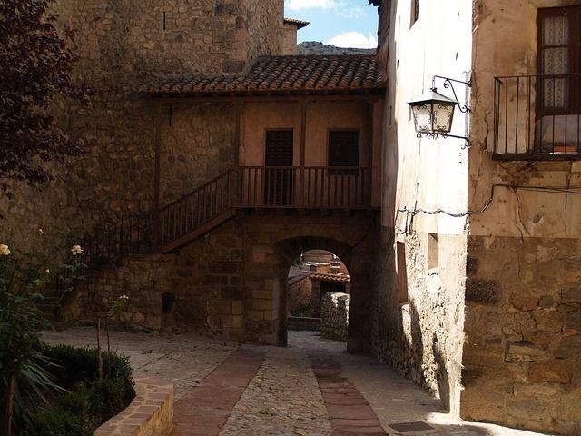Visitar Albarracín