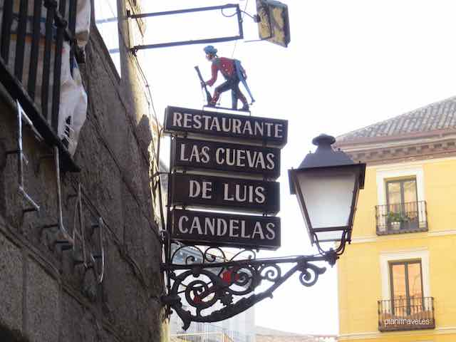 Tapas Cava Baja Madrid 3