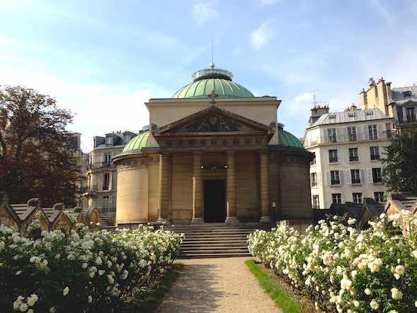 Lugares secretos de Paris 7