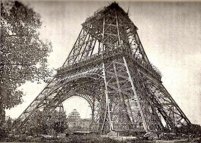 Visitar la Torre Eiffel 2