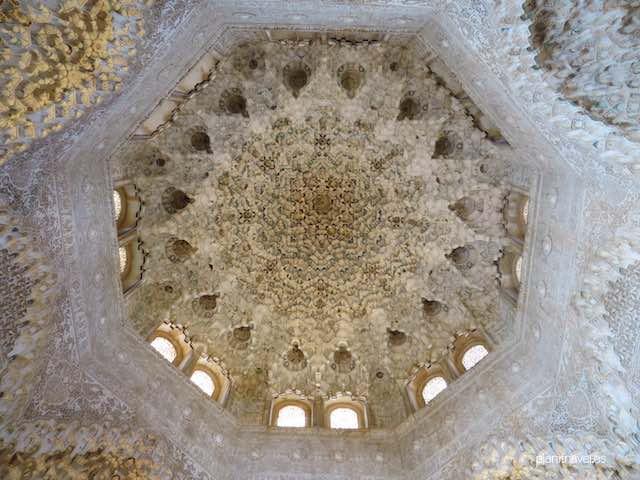 Visitar la Alhambra de Granada 10