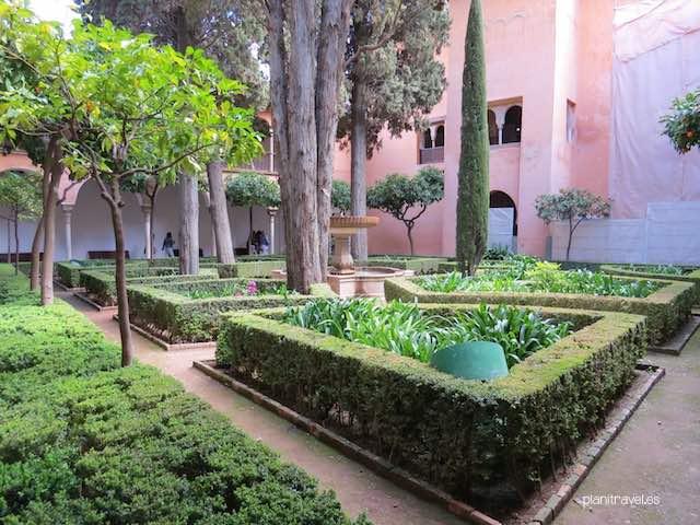 Visitar la Alhambra de Granada 13