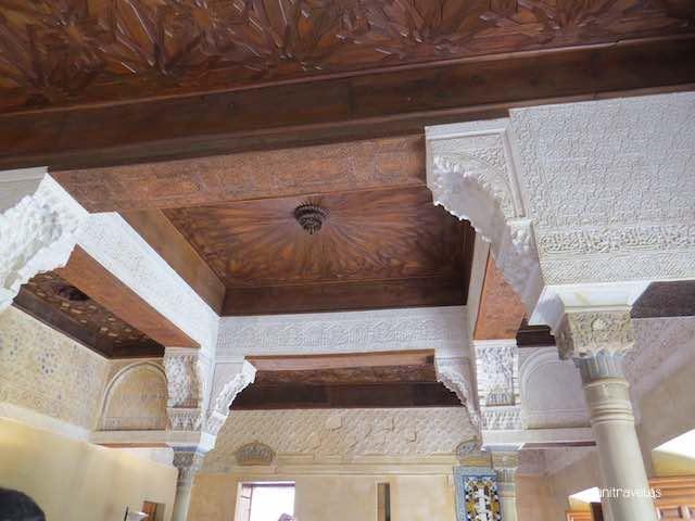 Visitar la Alhambra de Granada 3