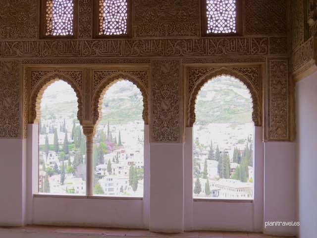 Visitar la Alhambra de Granada 4