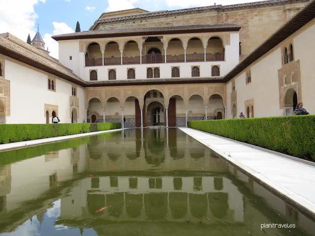 Visitar la Alhambra de Granada 7
