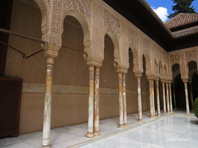 Visitar la Alhambra de Granada 8