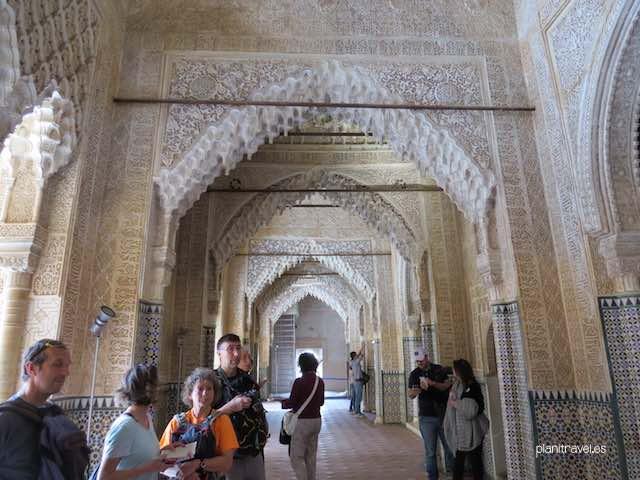 Visitar la Alhambra de Granada 9