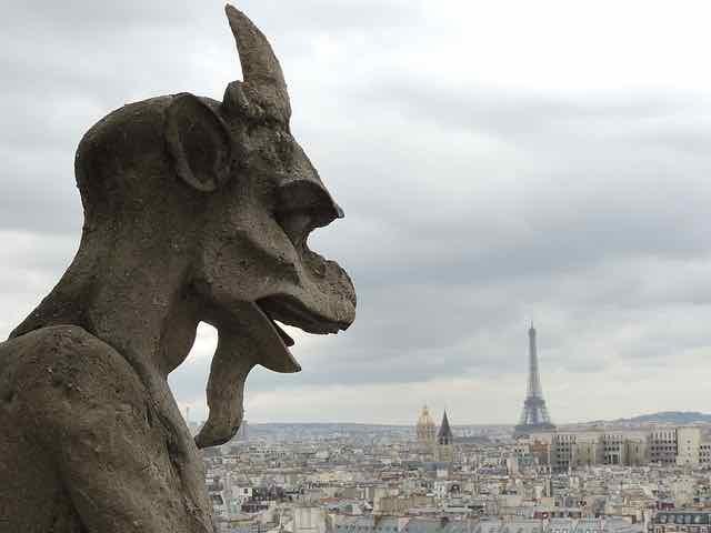 Catedral de Notre Dame Paris 1