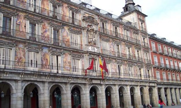 Que ver en la Plaza Mayor de Madrid