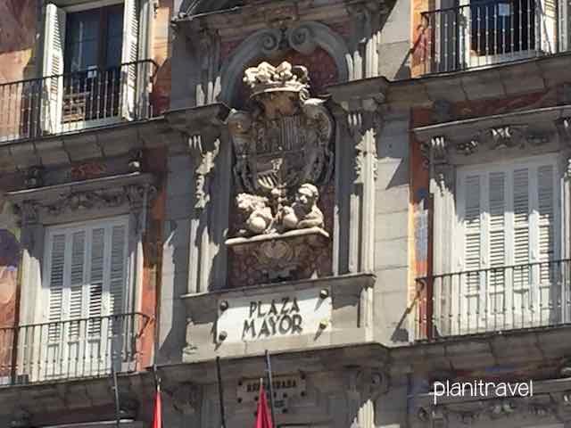 Que ver en la Plaza Mayor de Madrid 5
