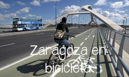 La bicicleta, nuevo reclamo para turistas que reserven Hotel en Zaragoza