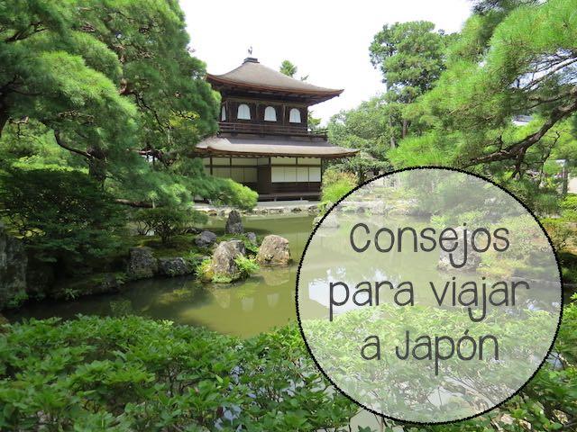 Consejos para organizar un viaje a Japón